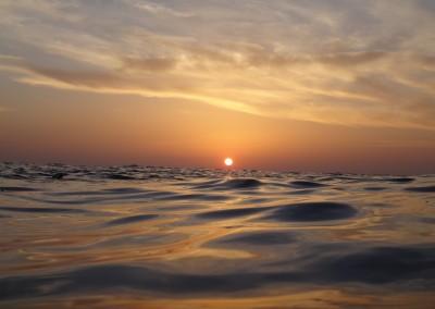 Sunset Costa de la Luz